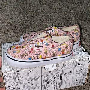 Shoes - Peanut Vans Shoes